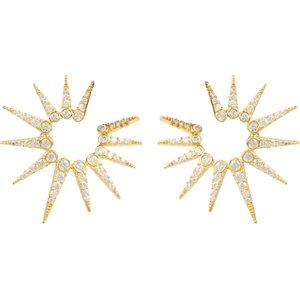 Latelita Supernova Spikey Ear Jacket Gold 28808465350761