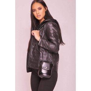 Kourtney Black Mini Cross Body Bag - One Size Black Katch Me Bags