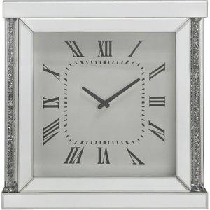 Cimc 50cm Sadia Mirror Wall Clock Cl142 00 Mr