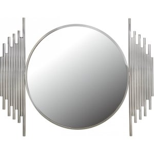 Cimc Laurance Metal Wall Mirror Polished Steel Mr171 00 Ps