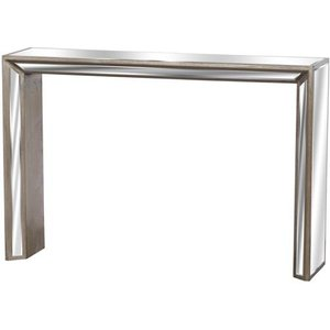 Hill Augustus Mirrored Console Table Hil 19184 Tables