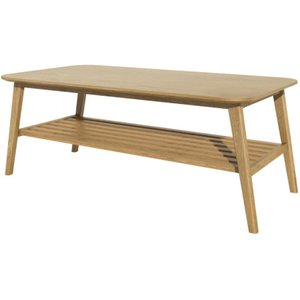 Homestyle Scandic 4'x2' Coffee Table Hms Sca4x2cts
