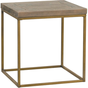 Rowico Pentworth Nutmeg Coffee Table Square Row Tat06s