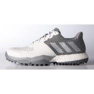Adipower S Boost 3 Shoes-10.5-medium-white/silver Metallic/light Onix