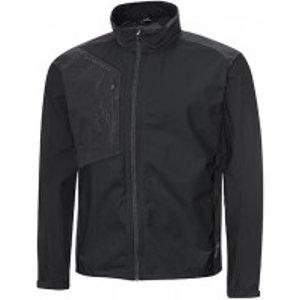 Galvin Green Andres Waterproof Gore-tex Paclite Golf Jacket - Black/black