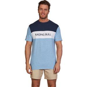 Raging Bull Big & Tall Cut & Sew T-shirt - Sky Blue - Sky Blue, 5xl S21ts23/64/122 , Sky Blue