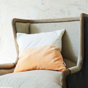 Amalfi Peach Square Cushion Tyo9133