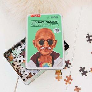 Gandhi Jigsaw Puzzle Lcm1004