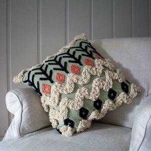 Kansa Mint Cushion Auh7414