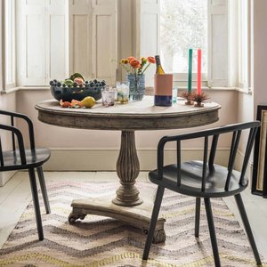 Pioneer Reclaimed Pine Dining Table Can8369