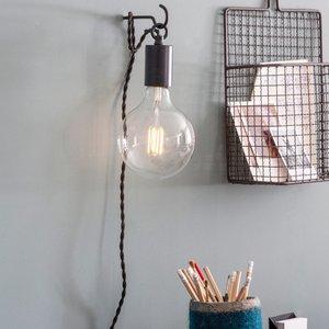Soho Carbon Wall Light Gqg1002