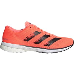 Adidas Adizero Adios 5 Competition Running Shoe Men Coral Eg1196 Fitness Equipment, coral
