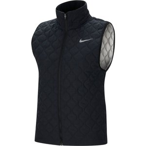 Nike Aerolayer Vest Women Black Cu3302 010 Fitness, black