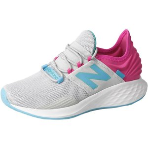 New Balance Fresh Foam Roav Neutral Running Shoe Women Lightgrey 739271 50 12 Fitness Equipment, lightgrey