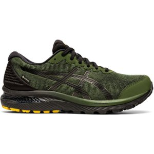 Asics Gel-cumulus 22 Gtx Trail Running Shoe Men Green 1011a893 300 Fitness Equipment, green