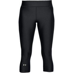 Under Armour Heatgear Tight Women Black 1309652 001 Fitness, black