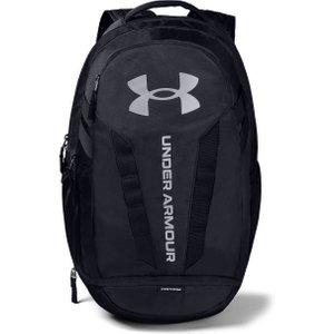 Under Armour Hustle 5.0 Backpack Black 1361176 001 Fitness, black