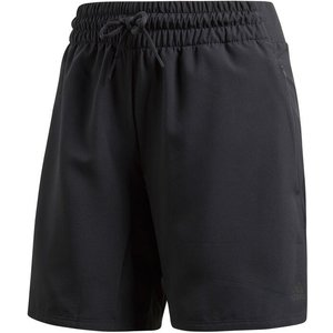 Adidas Knee Length Shorts Women Black Cw5492 Fitness, black