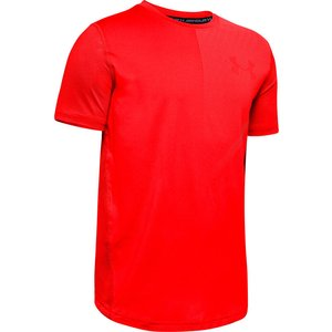 Under Armour Raid T-shirt Men Neon Red 1332807 646 Fitness, neon_red