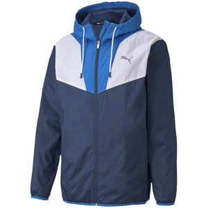 Puma Reactive Woven Training Jacket Men Dark Blue 518980 03 Fitness, dark_blue