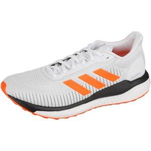 Adidas Solar Drive 19 Neutral Running Shoe Men White Ef0785 Fitness Equipment, white