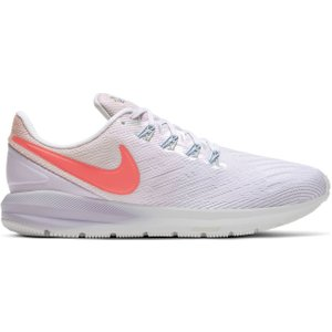 Nike Structure Air Zoom 22 Stability Running Shoe Women White Cw2640 681 Fitness Equipment, white