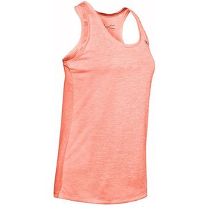 Under Armour Tech Twist Tank Top Women Apricot 1275487 836 Fitness, apricot