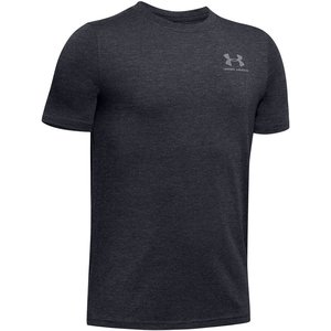 Under Armour T-shirt Men Dark Grey 1347096 002 Fitness, dark_grey