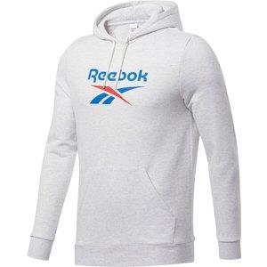 Reebok Vector Hoody Men White Ft7297 Fitness, white