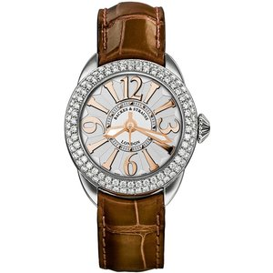 Backes & Strauss Watch Piccadilly Steel 33 Sp White, White