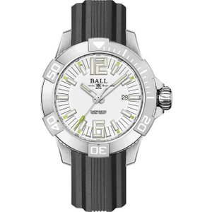 Ball Watch Company Engineer Hydrocarbon Deepquest White , White