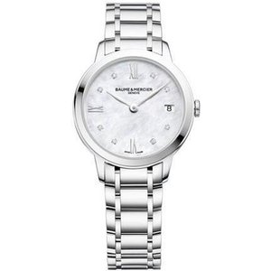 Baume Et Mercier Watch Classima White , White