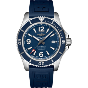 Breitling Watch Superocean Automatic 44 Blue , Blue