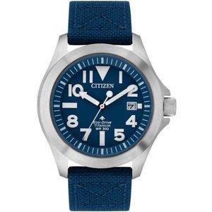 Citizen Watch Eco-drive Promaster Tough Blue, Blue