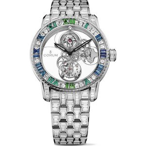 Corum Watch Romvlvs Silver , Silver