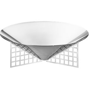 Georg Jensen Matrix Stainless Steel Medium Bowl