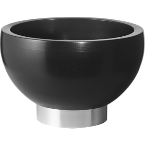 Georg Jensen Sgj Stainless Steel Ash Large Bowl