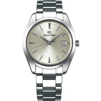 Grand Seiko Heritage Quartz 9f85 Silver, Silver