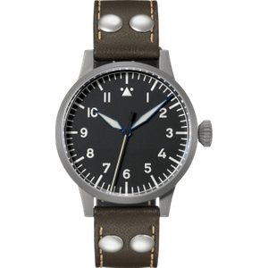 Laco Watch Pilot Mulheim An Der Ruhr Black , Black