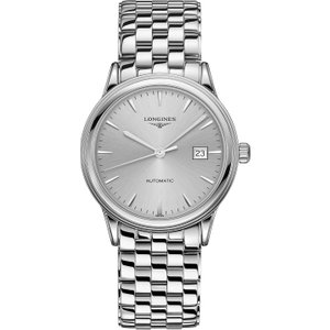 Longines Watch Flagship Mens Silver , Silver