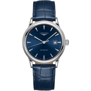 Longines Watch Flagship Mens Blue , Blue
