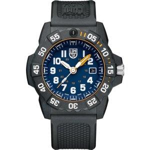 Luminox Watch Navy Seal 3500 Series Blue, Blue