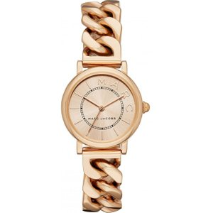 Marc Jacobs Watch Classic D Gold , Gold