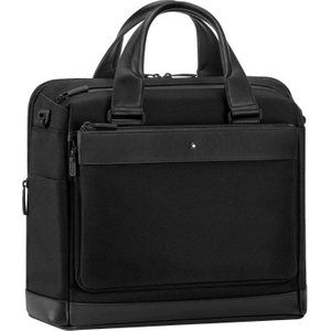 Montblanc Business Bag My Montblanc Nightflight Medium Document Case Black , Black