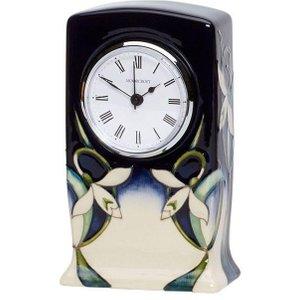 Moorcroft Twenty Winters Clock