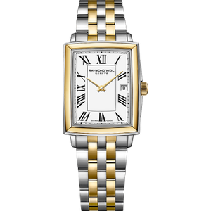 Raymond Weil Watch Toccata Rectangular White , White