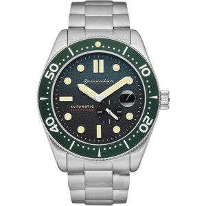 Spinnaker Watch Croft Green , Green