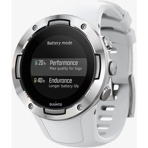 Suunto Watch Suunto 5 White Black , Black