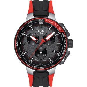 Tissot Watch Watch Watch T-race Cycling Chronograph Black, Black