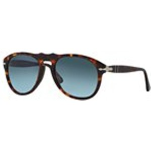 Persol 649 Original Aviator Sunglasses In Havana Sky Mens Accessories